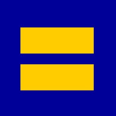 Political Subversities, The Marriage Equality Symbol Goes ...